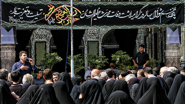مراسم گرامیداشت وفات محدث والامقام حضرت عبدالعظیم حسنی (ع) برگزار میگردد