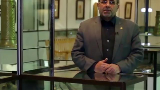 مستندی از موزه آستان مقدس- پخش شده از شبکه پنج سیما