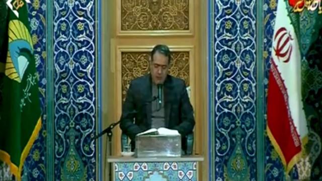 """""""قرائت دعای هفتم صحیفه سجادیه""""  پخش شده از شبکه قرآن سیما"""
