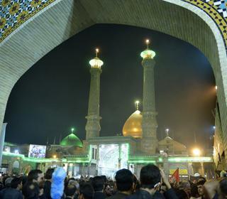 مراسم مسلمیه شب دوم / عکس: جلال اسدی