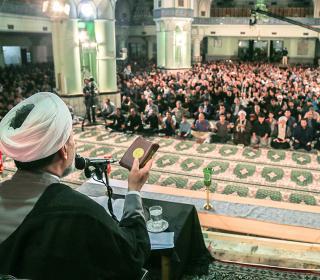 مراسم احیاء شب قدر نوزدهم ماه مبارک رمضان