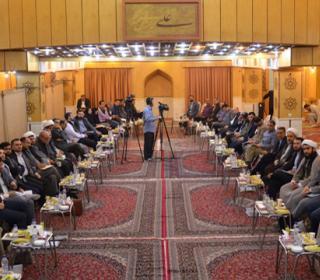 جلسه شورای هماهنگی بزرگداشت دهه کرامت برگزار شد