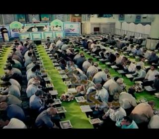 تیزر آئین ترتیل خوانی ویژه ماه مبارک رمضان