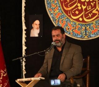 سایه ات را برندار آقا گرفتاریم ما... - (حاج محمد رضا بذری)