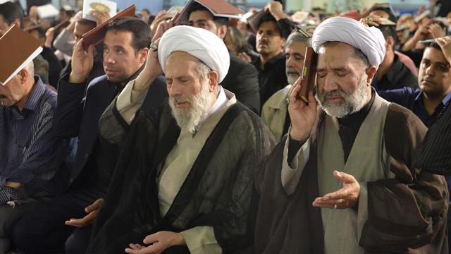 Holy Month of Ramadan, Twenty First Night Ceremony