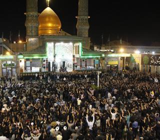 مراسم مسلمیه شب اول / عکس: فضل الله بیژنی