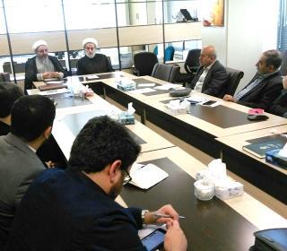 جلسات کمیسیون های چهارگانه آستان های مقدس و بقاع متبرک ایران اسلامی