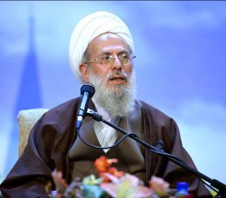 سخنرانی آیت الله ری شهری در همایش تبیین مباهله در تالار شیخ صدوق (ره)-22-6-96