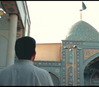 نماهنگ باران ندبه - ضبط شده در آستان مقدس و پخش از شبکه قرآن سیما